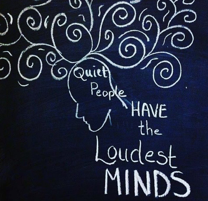 loudest minds