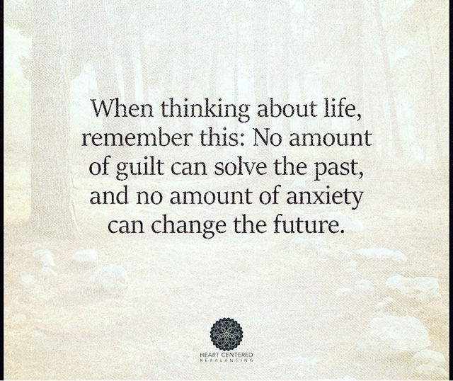 anxiety future